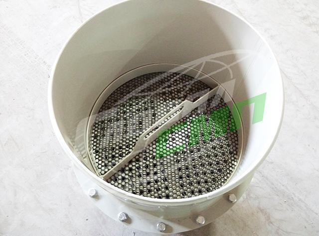 Нутч-фильтр из пластика