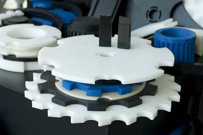 Звездочки, шестерни, приводные механизмы из пластика СВМПЭ