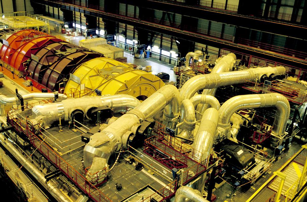 Уплотнительные элементы оборудования АЭС