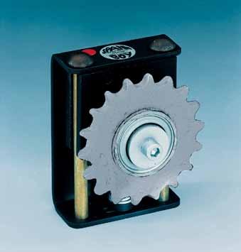 Натяжитель цепи Spann-Boy TS с зубчатым колесом