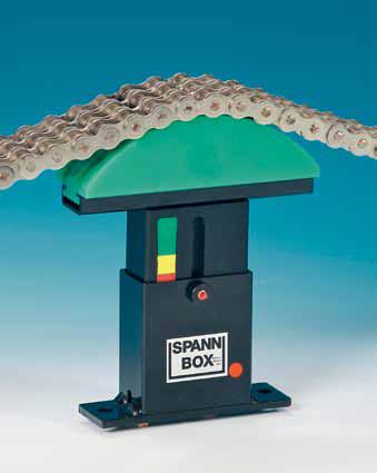 Натяжитель цепи Spann-Box РАЗМЕР 1 с изогнутым профилем