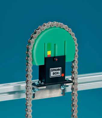 Натяжитель цепи Spann-Box РАЗМЕР 1 с обводным профилем