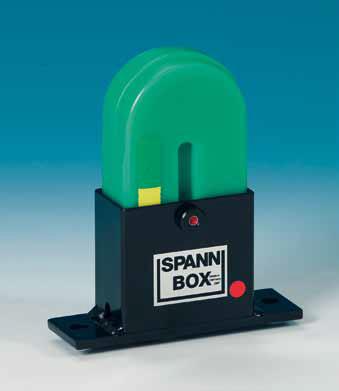 Натяжитель цепи Spann-Box РАЗМЕР 1 с полукруглым профилем