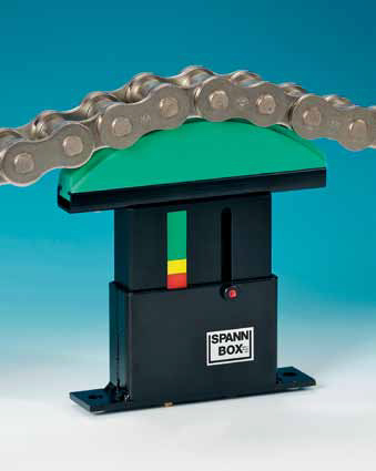 Натяжитель цепи Spann-Box РАЗМЕР 2 с изогнутым профилем