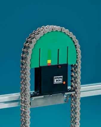 Натяжитель цепи Spann-Box РАЗМЕР 2 С обводным профилем 180°