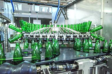 Бережная транспортировка бутылок