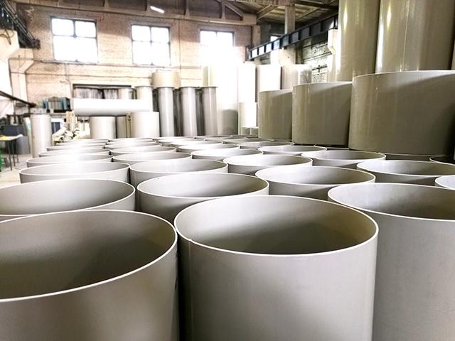 Полипропилен для вентиляционных воздуховодов
