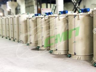 Промышленное оборудование из полимерных материалов