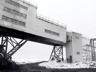 Футеровка угольного бункера в условиях крайнего севера