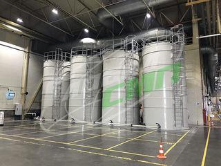 Резервуары для промышленных стоков