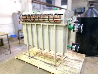 Электролизер для золотодобычи