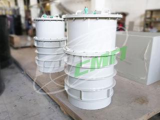 Нутч-фильтры для кислотных растворов