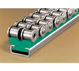 Направляющая двухрядной роликовой цепи Тип CT-Duplex, Направляющая CT-Duplex