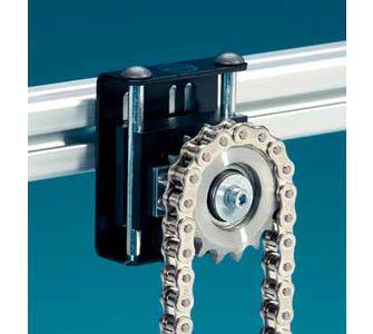 Натяжитель цепи Spann-Boy TS c зубчатым колесом, Натяжное устройство для цепи Spann-Boy TS c зубчатым колесом