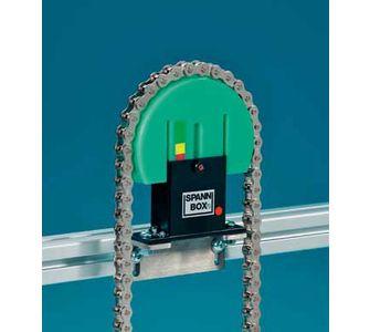 Натяжитель цепи Spann-Box РАЗМЕР 1 с обводным профилем, Натяжное устройство для цепи Spann-Box РАЗМЕР 1 с обводным профилем