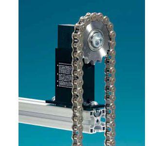 Натяжитель цепи Spann-Box РАЗМЕР 1 с зубчатым колесом типа K-L / K-S, Натяжное устройство для цепи Spann-Box РАЗМЕР 1 С зубчатым колесом типа K-L / K-S