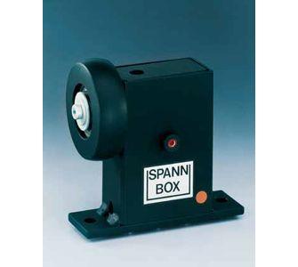 Натяжитель ремня Spann-Box РАЗМЕР 1  ТИП SR-S Крепление ролика с торцевой стороны, Натяжное устройство для ремней Spann-Box РАЗМЕР 1  ТИП SR-S