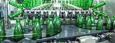 Производство и розлив напитков